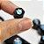 Kit Bicos Válvula de Pneu Tampa Roda Carro BMW Antifurto - Imagem 3