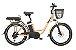 Bicicleta Elétrica Lev E-bike L+ Aro 26 - Dourada - Imagem 1