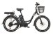Bicicleta Elétrica Lev E-bike L+ Aro 26 - Preta - Imagem 1