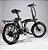 Bicicleta Elétrica Lev E-bike D Aro 20 - Preta - Imagem 3