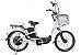 Bicicleta Elétrica Lev E-bike S Aro 22 - Branca - Imagem 1