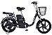 Bicicleta Elétrica Lev E-bike Aro 18 - Preta - Imagem 1