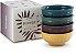 Set 4 Mini Bowls Botanique - Imagem 1