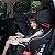 Cadeira para Auto Modi Preto/Vermelho - Kiddo - Imagem 8