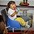 Cadeira Portátil Nice Rosa - Kiddo - Imagem 2