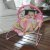 Cadeira de descanso Joy Rosa - Kiddo - Imagem 6