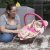 Cadeira de descanso Joy Rosa - Kiddo - Imagem 5