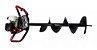 Perfurador De Solo 52cc A Gasolina C/ Broca De 200mm - Imagem 3