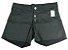 Shorts Hot Pants Feminino Jeans Colorido Plus Size - Imagem 7