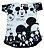 Camisa Camiseta Longline Mickey Masculina - Imagem 1
