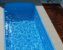 Piscina Fibra Java Fibratec (azul e branco) - Imagem 2