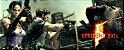 Jogo Resident Evil 5 Platinium Hits - Xbox 360 - Imagem 2