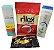 Kit Erótico Mil Prazeres ( Preservativo + Raspadinha + Excitante Unissex + Retardante ) - Imagem 1