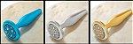 Plug Anal Iupi Dourado 9,5X3Cm Para Iniciantes HA133D - Imagem 7
