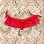 Calcinha Tailandesa Com Saia 50 tons - Vermelho - Imagem 2