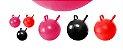 Bola PULA PAU - Bola de Pilates Rosa Com Pênis 15,5 x 4 cm - Hot Flowers - Imagem 6