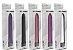 Vibrador Personal Aveludado 17,5cm Preto - Imagem 4