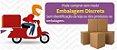 Algema Sensual Luxo Bicollor Pop Preto Com Vermelho+ Raspadinha Kama Sutra - Imagem 4