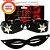 Kit Panter Sexy 2x1 Algema Bracelete + Máscara Sex - Imagem 2