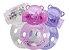 Anel Peniano Com Vibrador Formato Urso Transparente - Imagem 9