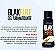 Gel Comestível Beijável Blak Fire Calor Intenso 40ml Feitiços Aromáticos - Imagem 2