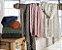 Manta De Tricô Ocre Decorativa Decortextil Super Conforto - Imagem 2