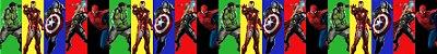 Faixa Decorativa Os Vingadores - Imagem 4