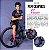 Meia Ciclismo Vivi Favery Rikam (34 ao 39) - Imagem 2