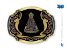 Fivela Nossa Senhora Aparecida Sumetal 10568Fj - Imagem 1