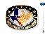 Fivela Texas Bull Rider Sumetal 6459F - Imagem 1