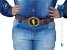 Fivela Touro Infantil Sumetal 9780FJ PD - Imagem 3