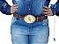 Fivela Touro Infantil Sumetal 9780F Pd - Imagem 3