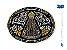 Fivela Sumetal Nossa Senhora Aparecida 10570fj - Imagem 1