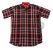 Camisa Bucks Masc. M/C Blue Red BWMMC2106 - Imagem 1