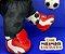 Bermuda Futebol Preto - Imagem 2