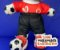Bermuda Futebol Preto - Imagem 3