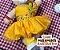 Vestido Amarelo Abacaxi - Imagem 2