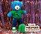 Urso Pelo Alto Azul - Imagem 4