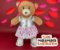 Vestido Paete Reversível Corações - Imagem 2
