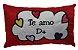 Almofada Te amo d + - Imagem 1