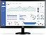Monitor Led 18.5 E970Swhnl (Hdmi/Vga) Widescreen - Aoc - Imagem 1