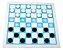 Jogo de Damas e Trilha - Imagem 1