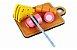Coleção Comidinhas Em Madeira Kit Frios Para Corte - Imagem 2
