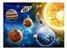 Puzzle 500 Peças Sistema Solar Brilha No Escuro - Imagem 2
