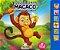 Toque E Sinta Macaco E Os Amigos Das Floresta - Imagem 1