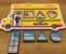 Ônibus Formas Geométricas - Imagem 1