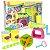Brinquedo Infantil Cozinha Massinha Meninos Meninas Diversão - Imagem 1