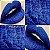Batom Liquido Metalico Ricosti - Cor Blue - 4,5 ml - Imagem 5