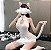 Conjunto de Gatinho - Branco - Imagem 1