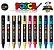 Caneta Posca PC-5M Ponta Media 2.5mm a Escolha - Imagem 4